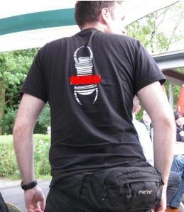Ruhrcacher tshirt